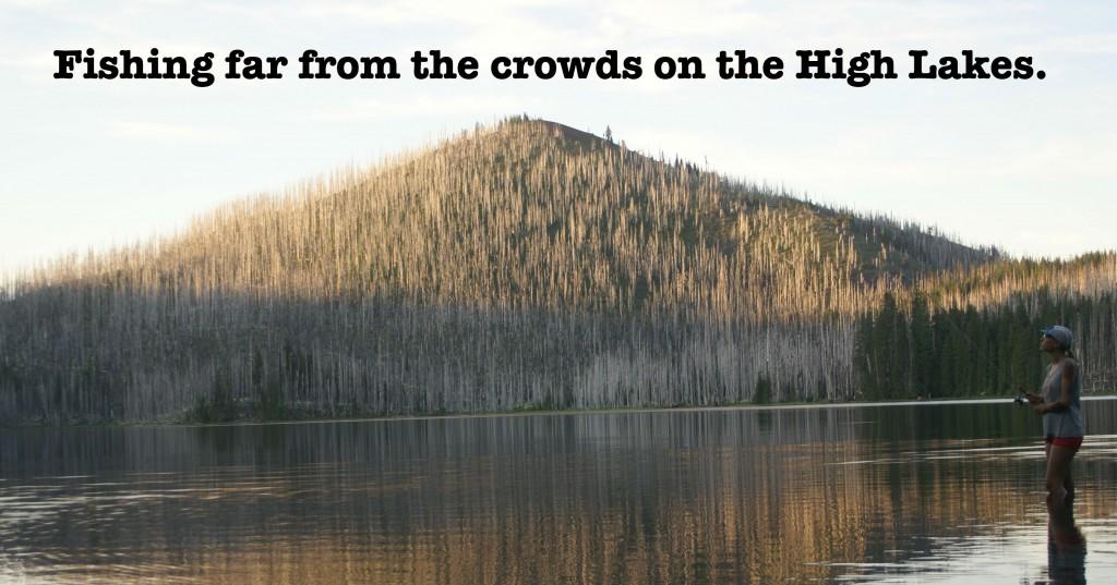 High Lakes Fishing